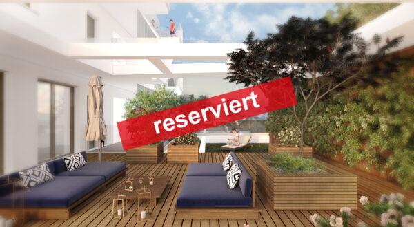 RESERVIERT 3½-Zimmer | Wohnung mit Gartenfläche im Haus Zentaurus – am Lindenweg