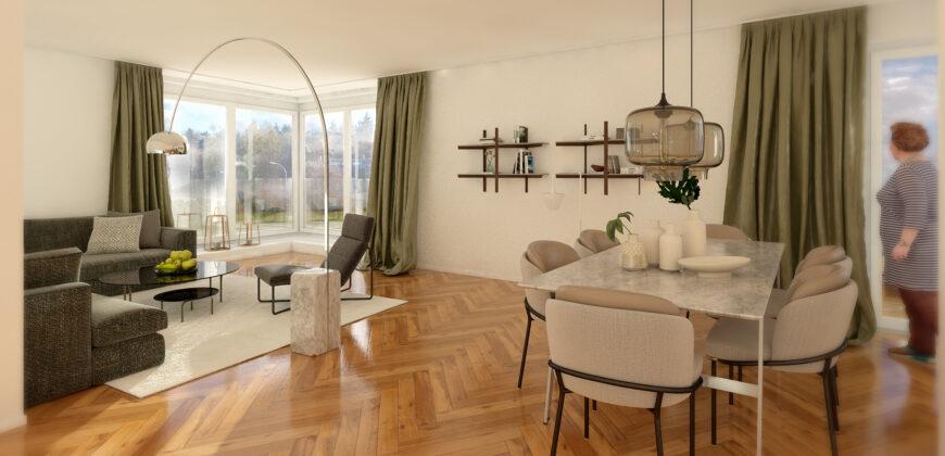 3½-Zimmer | Wohnung mit Gartenfläche im Haus Zentaurus – am Lindenweg